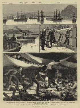 The Crisis in Egypt, the Voyage of HMS Troopship Orontes