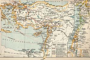 The Crusades, c1906, (1907)