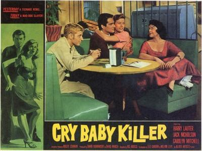 The Cry Baby Killer, 1958