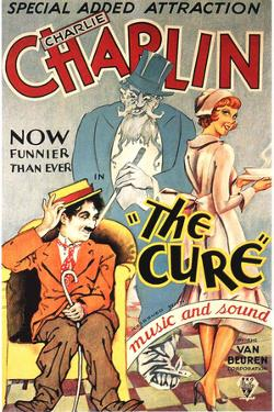 The Cure Movie Charlie Chaplin