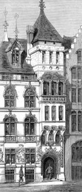The Curriers' Hall, London, 1875