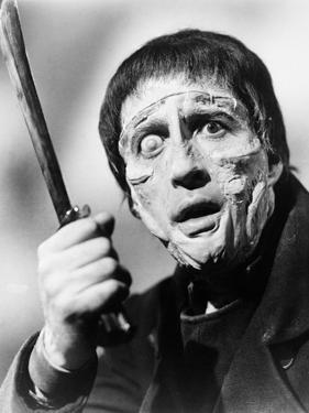 The Curse of Frankenstein, 1957