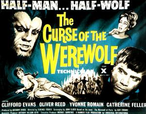 The Curse of the Werewolf, 1961