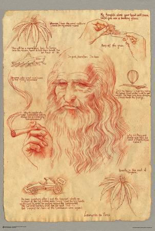 The Da Vinci Pot Code