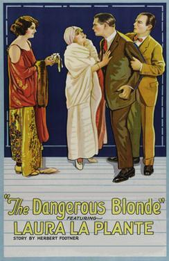 The Dangerous Blonde