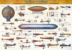 The Dawn Of Aviation (Italian)