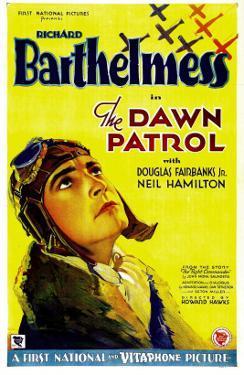The Dawn Patrol, Richard Barthelmess, 1930