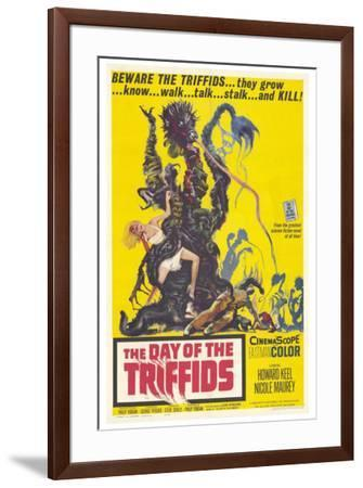 The Day of the Triffids--Framed Poster