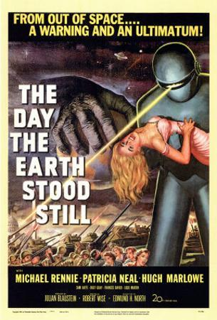 The Day The Earth Stood Still, 1951