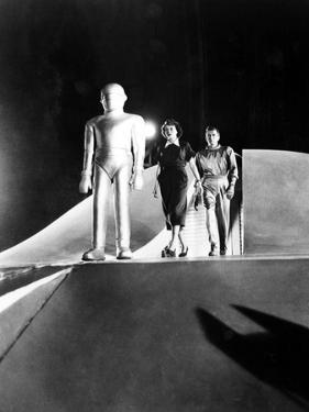 The Day the Earth Stood Still, Patricia Neal, Michael Rennie, 1951