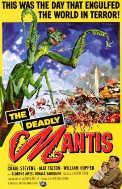 The Deadly Mantis, 1957