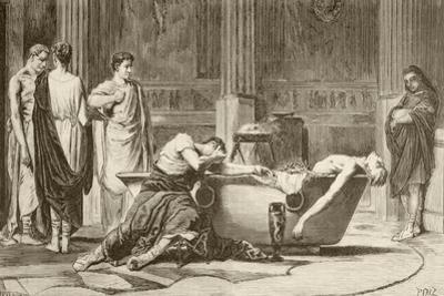 The Death of Seneca