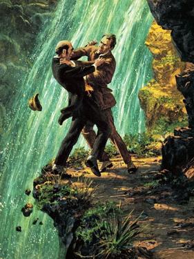 The Death of Sherlock Holmes
