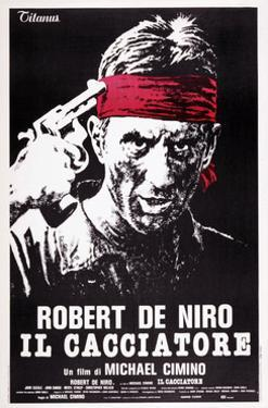The Deer Hunter, (aka Il Cacciatore), Robert De Niro, 1978