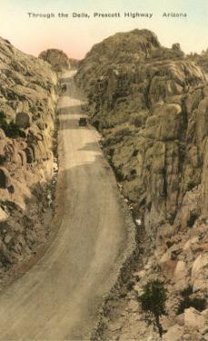 The Dells, Prescott Highway, Arizona