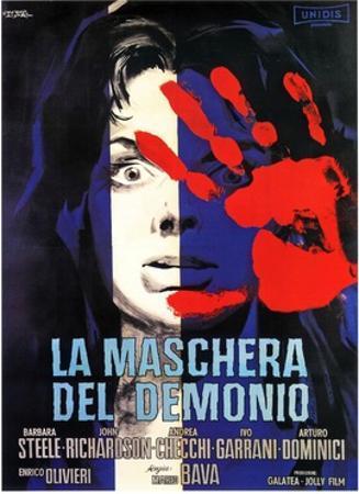 The Demon's Mask, 1960 (La Maschera Del Demonio)