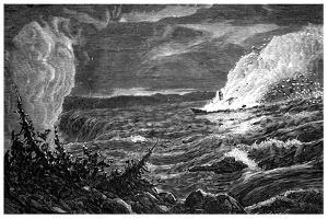 The Destruction of the Caroline, 1837