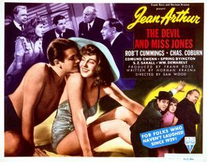 The Devil and Miss Jones - Lobby Card Reproduction