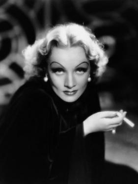 The Devil Is a Woman, Marlene Dietrich, 1935