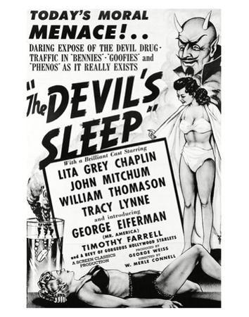 The Devil's Sleep - 1951