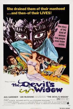 The Devil's Widow, (Aka the Ballad of Tam Lin), Ian Mcshane, Ava Gardner, 1970