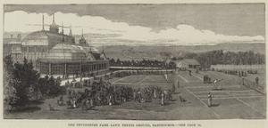 The Devonshire Park Lawn Tennis Ground, Eastbourne