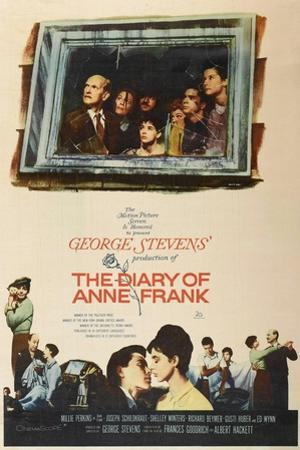 The Diary of Anne Frank, 1959, Directed by George Stevens