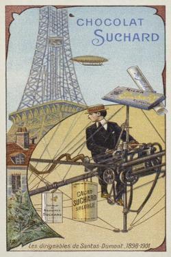 The Dirigible Airships of Alberto Santos-Dumont, 1898-1901