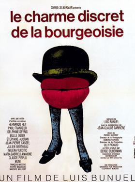 The Discreet Charm of the Bourgeoisie, (aka Le Charme Discret De La Bourgeoisie), 1972