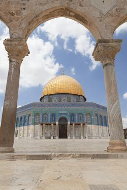 The Dome of the Rock, East Jerusalem