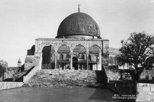 The Dome of the Rock, Jerusalem, C1920S-C1930S