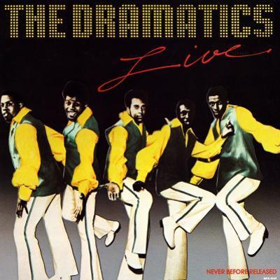 The Dramatics - The Dramatics Live