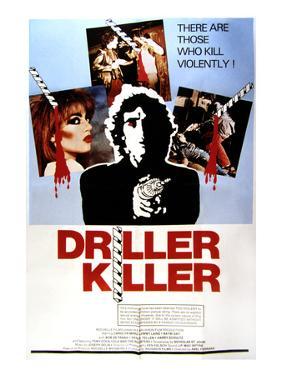 The Driller Killer, Abel Ferrara, 1979
