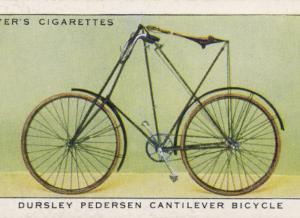 The Dursley-Pedersen Cantilever Bicycle