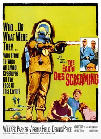 The Earth Dies Screaming, 1964