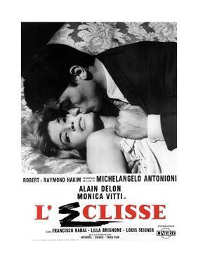 The Eclipse, 1962 (L' Eclisse)