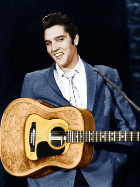 The Ed Sullivan Show, Elvis Presley, (Season 10, Ep 1006, Aired Oct 28, 1956), 1948-71