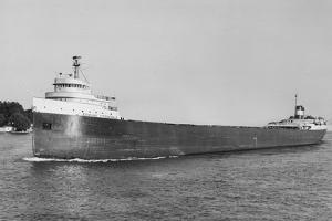 The Edmund Fitzgerald Sailing