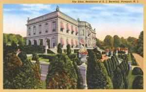 The Elms, Berwind Residence, Newport, Rhode Island