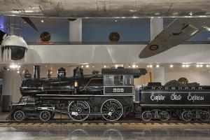The Empire State Express 999 Locomotive