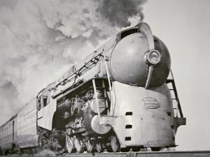 The Empire State Express of the New York Central System in 1938
