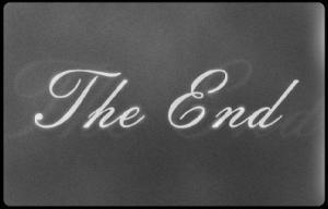 The End Film Leader