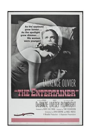 The Entertainer, 1960, Directed by Tony Richardson