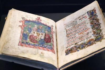 https://imgc.allpostersimages.com/img/posters/the-erna-michael-haggada-from-germany-dated-1400-the-israel-museum-jerusalem_u-L-Q1GYGV30.jpg?artPerspective=n