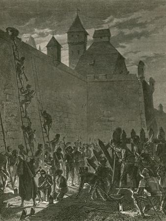 The Escalade-Geneva, 1602