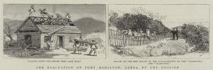 The Evacuation of Port Hamilton, Corea, by the English