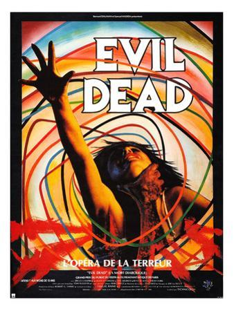The Evil Dead, 1981