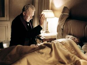The Exorcist, Max Von Sydow, Linda Blair, 1973