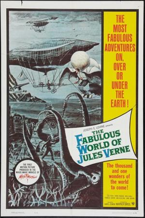 THE FABULOUS WORLD OF JULES VERNE, 1958