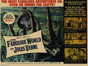 The Fabulous World of Jules Verne, 1961